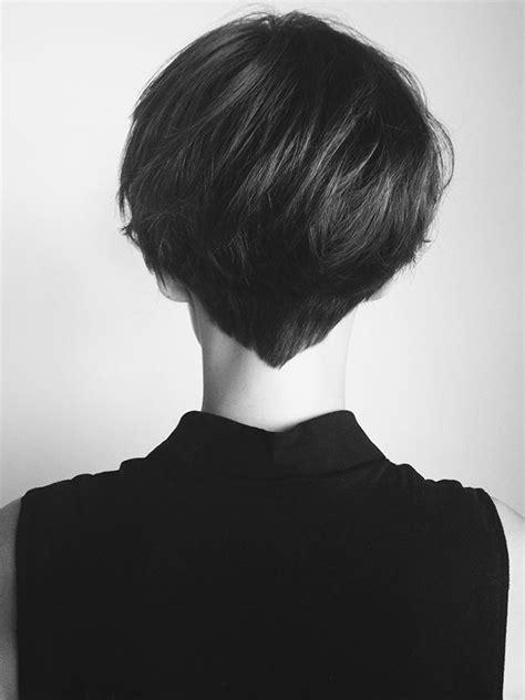 clothing style with short hair cut short hair women style 2017 2018 black pixie hair