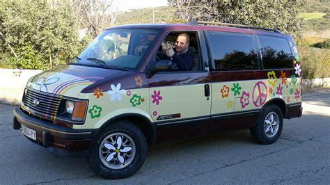 furgoneta hippie decoracion foto rotulaci 243 n de furgoneta hippie de kedecoras 967116
