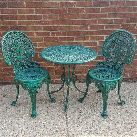cast iron bistro sets patio dining furniture the home