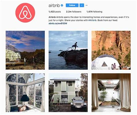 airbnb xero 7 awesome exles of user generated content on instagram