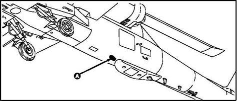 Wide Band Fm Antenna Pan Mount Fuselage Repair Avim
