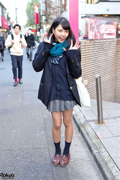preteenl japanese japan school uniform harajuku girl in japanese school uniform w dc comics tote bag