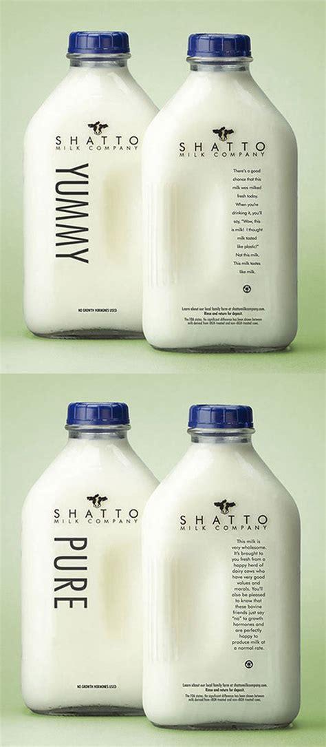 design milk pinterest shatto milk bottle packaging packaging pinterest l