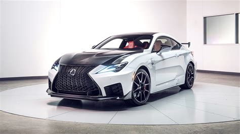 lexus rcf 2020 2020 lexus rc f track edition 4k wallpaper hd car