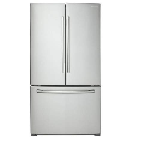 samsung 25 5 cu ft door refrigerator in stainless