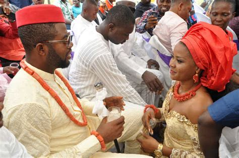 igbo traditional wedding 4 amazing things about igbo traditional marriages