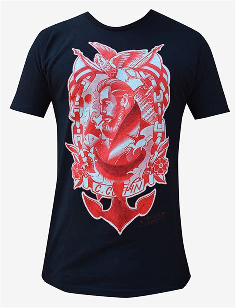 Detox Tshirt Manufacturer by Anchors Away