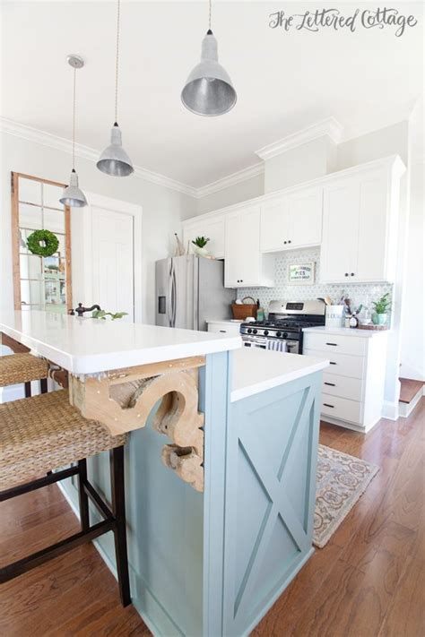 The Lettered Cottage Kitchen by Bungalow Barn Update Tour The Lettered Cottage