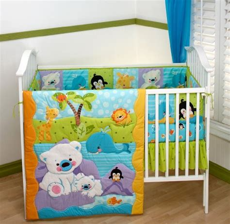 Fisher Price Bedding Set Fisher Price Artic 4 Crib Set Blue Giovana Limamol