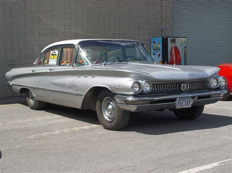 1960 buick lesabre silver 1152x864 wallpaper