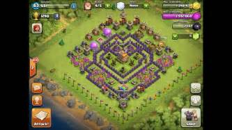 Clash of clans top 5 th7 trophy bases youtube