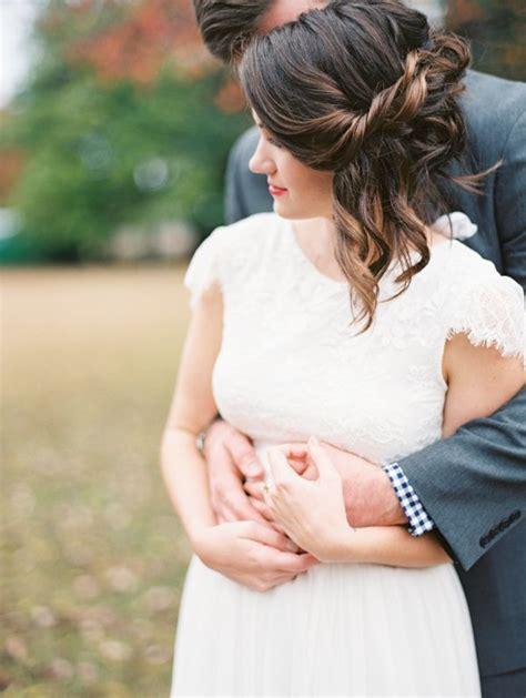 Wedding Hairstyles Relaxed by Medium Length Wedding Hairstyles Hair Tutorials