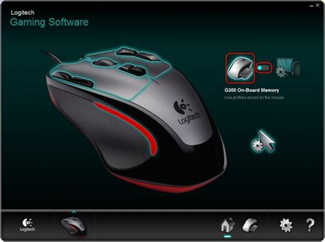 Mouse Gaming G300 configuring g300 gaming mouse on board memory