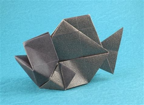 Origami Clown Fish - origami clown fish origami fish page 2 of 4 gilad s