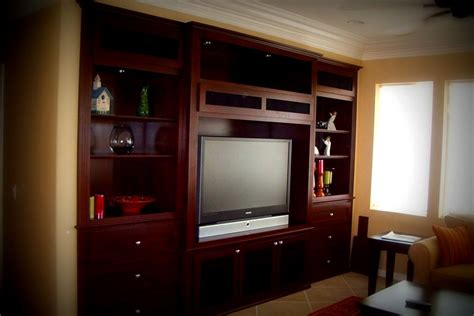 Kitchen Cabinets Anaheim Ca by Shaker Style Entertainment Center In South Corona Ca C