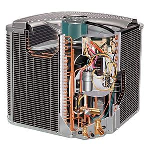 air conditioning condenser what does it do