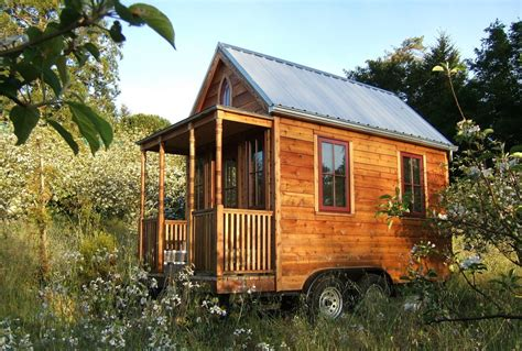 Tiny House On Wheels by The Tumbleweed Tiny House Company Silodrome