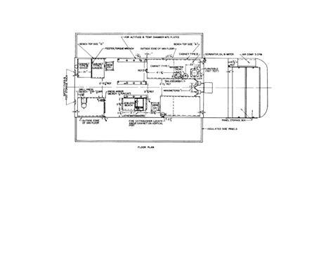 maintenance workshop layout plans figure 21 floor plan layout top view