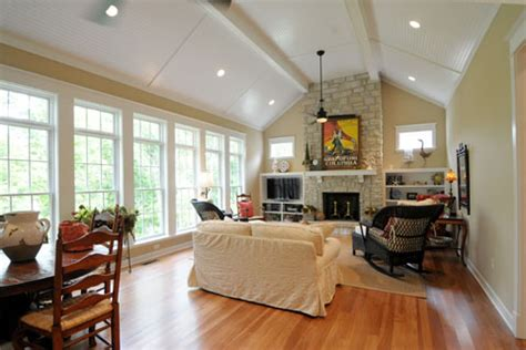 10 foot ceiling a custom look on a budget