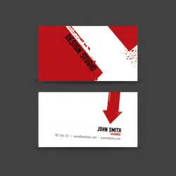 business card design vector graphic business card