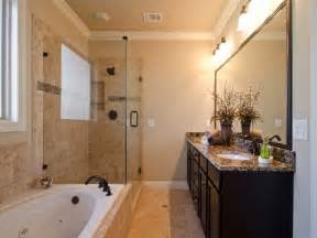 Small Master Bathroom by Haughty Small Master Bathroom Ideas