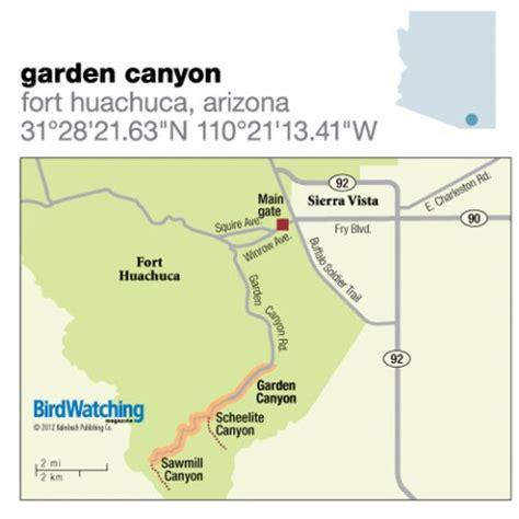 fort huachuca map 136 garden fort huachuca arizona birdwatching