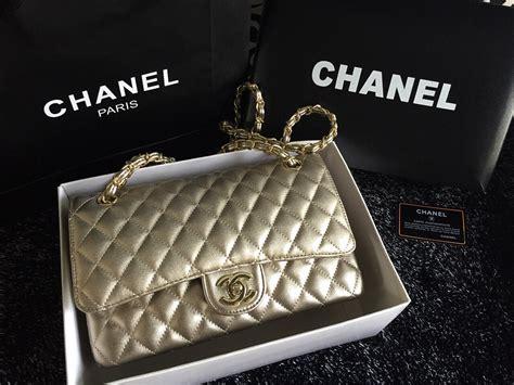 Harga Chanel Classic tas chanel classic jumbo 603 semprem toko brand