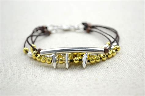 Handmade Bracelet Ideas - handmade jewelry ideas hemp bracelet patterns for