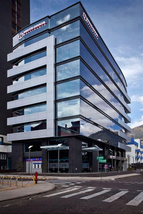 banco de guayaquil banco de guayaquil edificio sucursal mayor quito