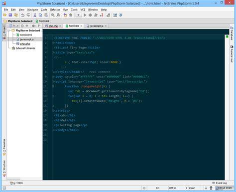 theme editor phpstorm braver phpstorm solarized solarized theme for jetbrains