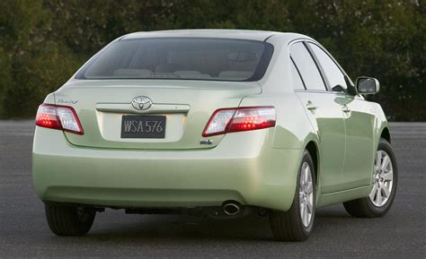 Toyota 2008 Camry Car And Driver