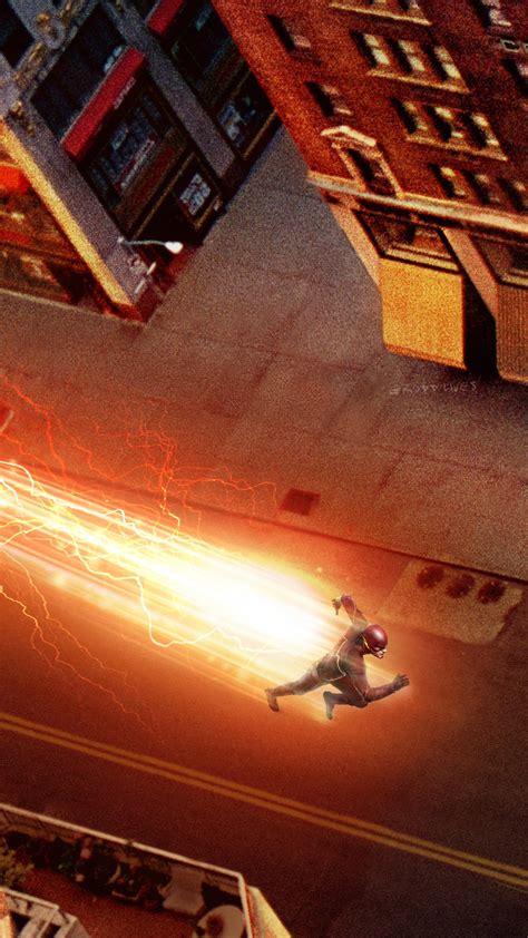 wallpaper  flash city speed lightning tv series