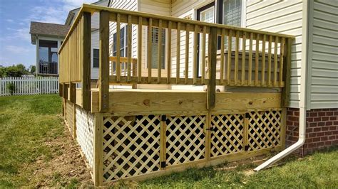 Deck Storage Shed by Deck And Storage Shed Midlothian Rva Remodeling Llc