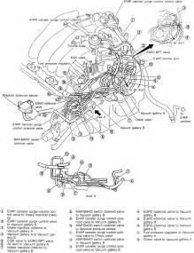 1999 Nissan Maxima Vacuum Hose Diagram Repair Guides Vacuum Diagrams Vacuum Diagrams
