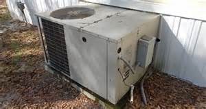 central ac unit for mobile home what size air conditioner is right for my mobile home