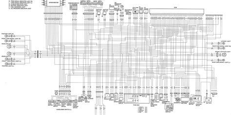2002 suzuki gsxr 750 wiring diagram efcaviation