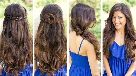 Hairstyles For Easy And Beautiful by Easy But Beautiful Hairstyles Hairstyles