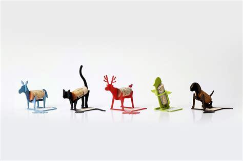 designboom events conte bleu s cork animals wine memorial helps recall events