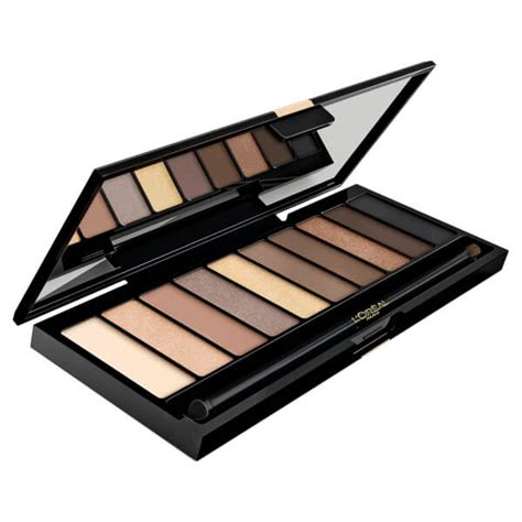 Eyeshadow Loreal l or 233 al colour riche la palette eye shadow