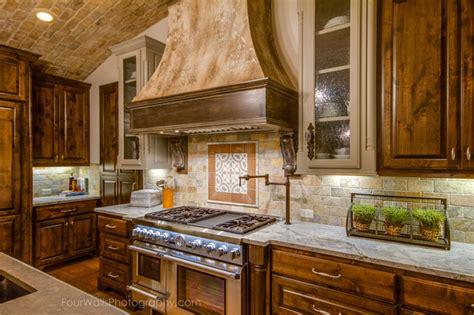rustic mediterranean mediterranean kitchen