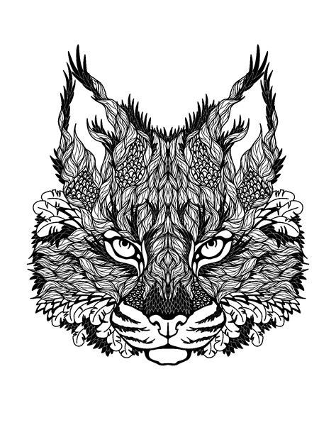 difficult lion coloring pages animaux coloriages difficiles pour adultes coloriage