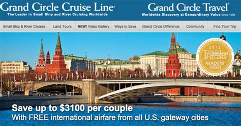last minute travel save up to 3100 with free international airfare with grand circle cruise