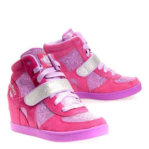 high heel shoes now they re hiding high heels inside sneakers twirlit gymshoe