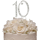 Vintage ~ 10th Anniversary, 10th Birthday Swarovski