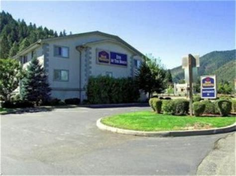 comfort inn grants pass or best western inn at the rogue grants pass deals see