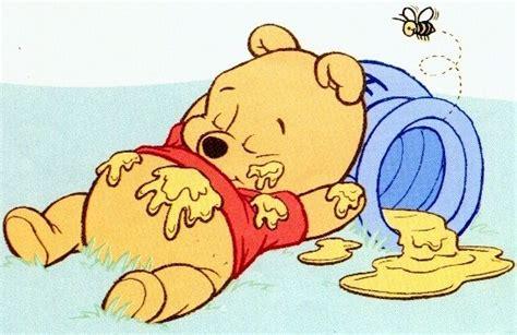 imagenes de winnie pooh con miel winnie pooh