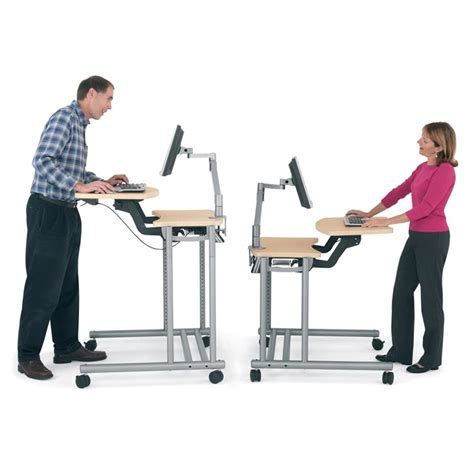 anthro desk sit stand legs don t just sit there look into a height adjustable desk