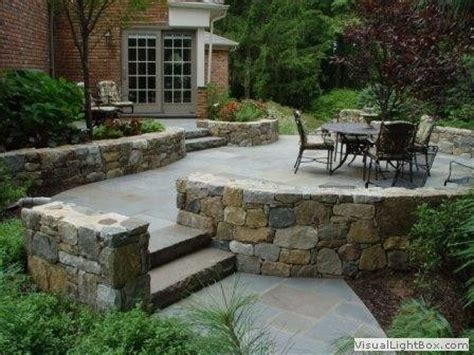 Raised Gravel Patio by 17 Best Images About Raised Patio On Gardens