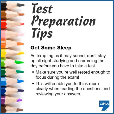 Preparation For Test 19 best images about test preparation tips on