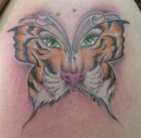 tattoo butterfly with eyes 58 tiger eyes tattoos ideas